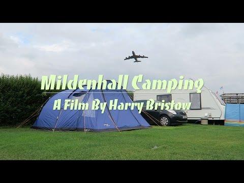 Camping @ RAF Mildenhall