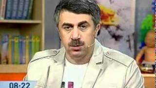 Растирания уксусом и спиртом - Доктор Комаровский - Интер