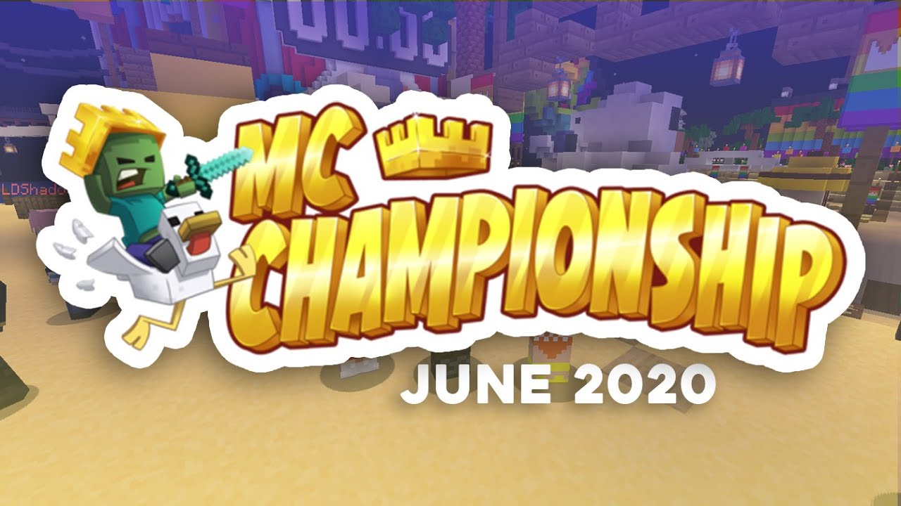 MC CHAMPIONSHIP | #TeamYellowYaks 💛🐂 | 13 June 2020