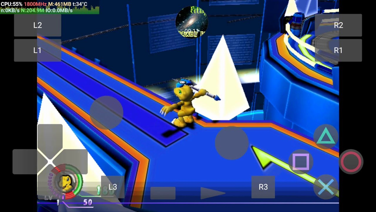 fb4a87d2b16e Digimon World 4 emulator playstation 2 on Android Samsung Galaxy Note 3