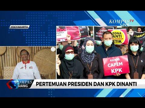 Dialog - Menanti Pertemuan Presiden dan Pimpinan KPK, Mahfud MD: Rakyat Gelisah!