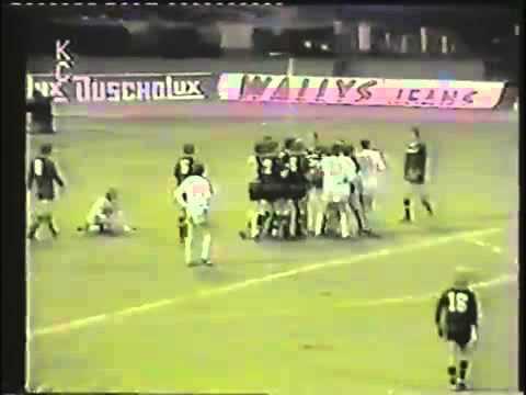 Colonia - Roma 1-0 - Coppa U.E.F.A. 1982-83 - ottavi di finale - andata