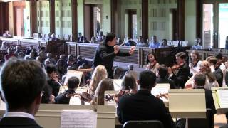 Beethoven: Symphony No. 7 - 1st Movement - Tito Muñoz/BUTI Young Artists Orchestra Thumbnail