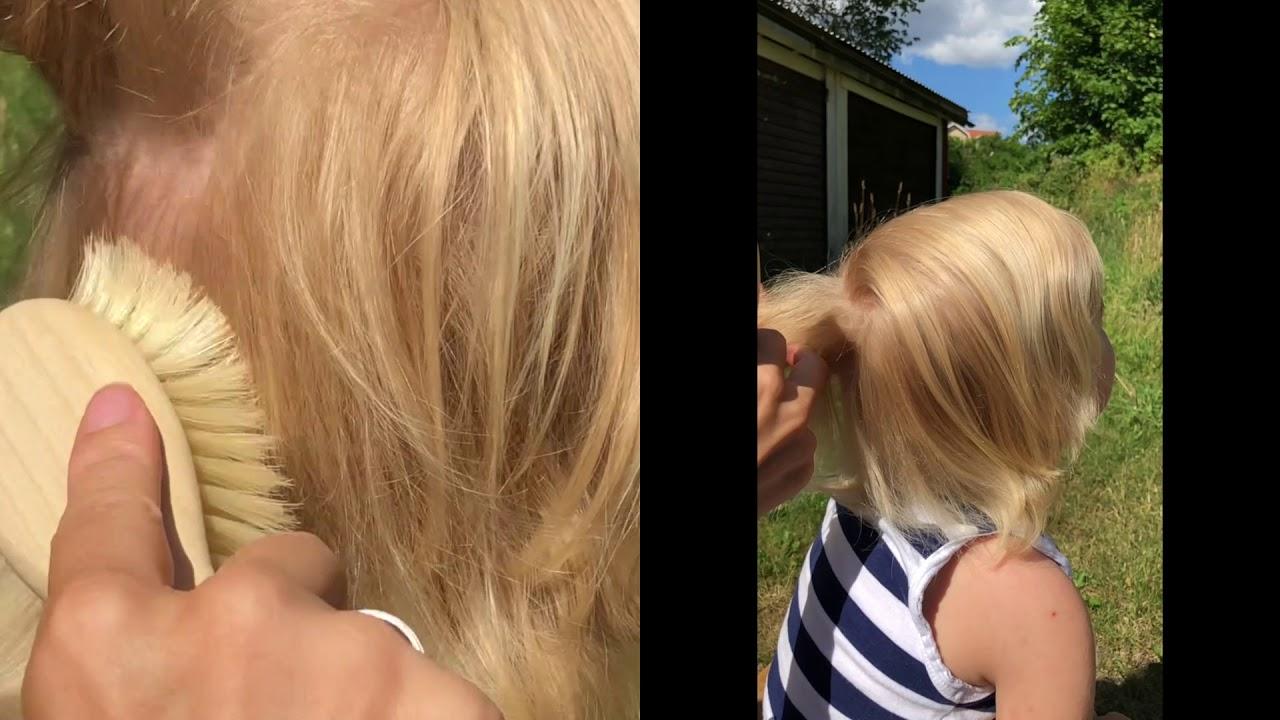 tovigt hår tips