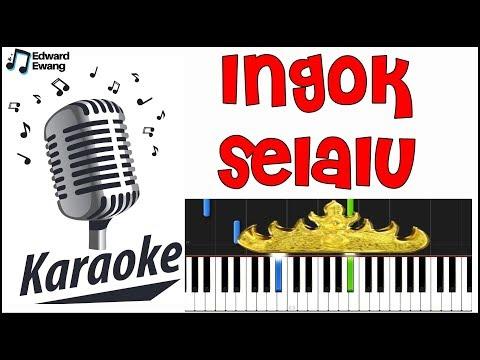 Ingok Selalu Tanpa Vokal! Karaoke Not Angka