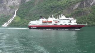 Met Caravan door Noorwegen