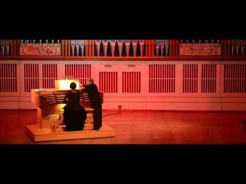Концерт органной музыки. Донецкая филармония. Март, 2016 г.