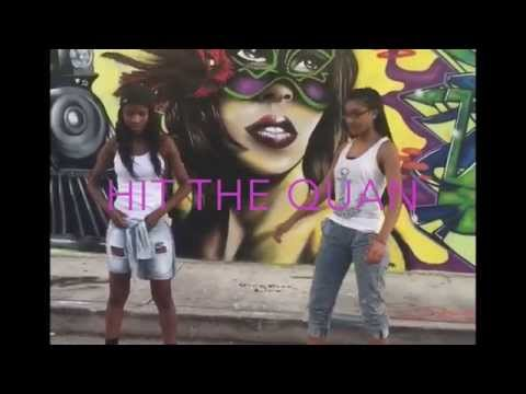 Hit The Quan Dance by @IHeartMemphis #HitTheQuan #HitTheQuanChallenge #BestfriendGoals