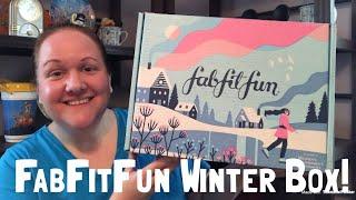 FABFITFUN WINTER 2019 BOX! Quarterly Unboxing & Review Plus $10 Off Code! #fabfitfunpartner