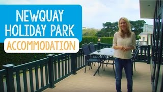 Newquay Holiday Park Accommodation, Cornwall