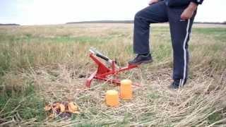 Стендовая стрельба (по тарелочкам в поле)