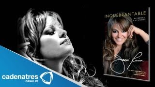 Jenni Rivera habla de su gran amor en Inquebrantable / Jenni Rivera talks about his great love