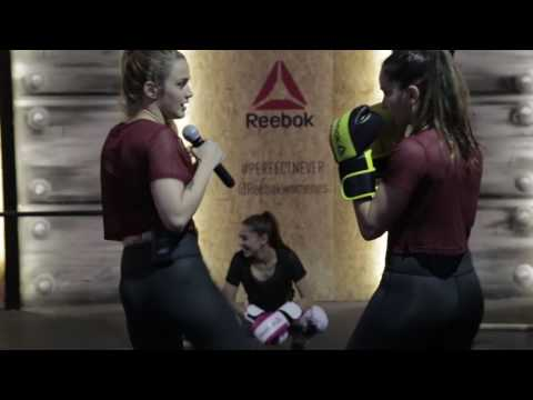 Making Of Video Mapping Reebok: PERFECT NEVER by Vitamin [HD]