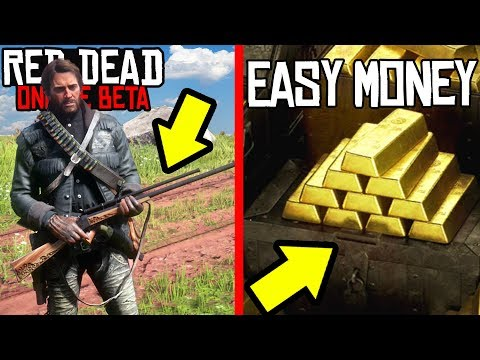 10 THINGS ALL NEW Red Dead ONLINE PLAYERS HAVE TO KNOW! Red Dead Redemption 2 RDR2 Tips and Tricks