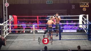 BARI GYM - Ali Demir vs Damereo Hiffens