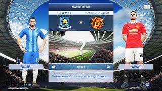PES 2015 My First Online Match