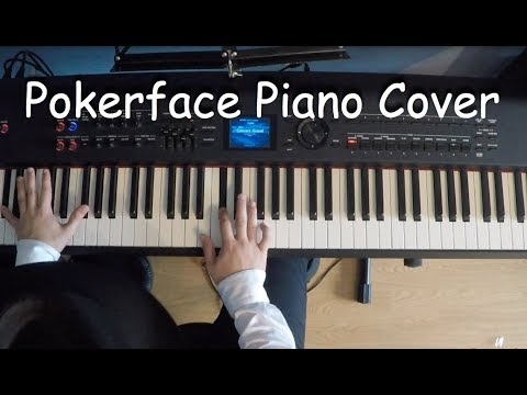 Pokerface (Piano Cover)