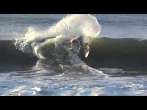 Seal Beach First Winter Swell /// Surfing Skimboarding Bodyboarding