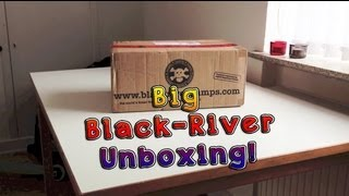 BIG BLACK-RIVER UNBOXING