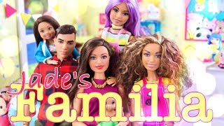 DIY - How to Make: Jades Familia Custom Fully Articulated Mom | Dad | Sisters and Baby Brother