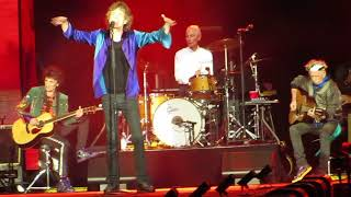 "Rolling Stones ""Play With Fire"" live in Hamburg Stadtpark, 9.9.2017"