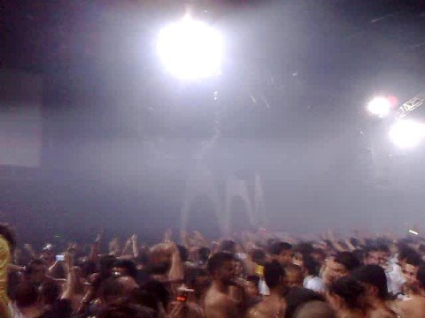 Paul Van Dyk @ Forum de beirut 2008 - New York City - LIVE!