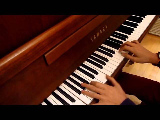 Polish Carol - Skrzypi Wóz (Piano Cover) by Marcin Mazurek