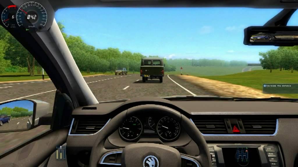 City Car Driving Simulator Skoda Octavia 1 8 Tsi Elegance Free