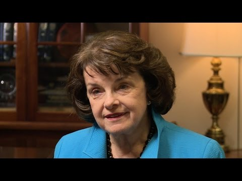 Interview with Senator Dianne Feinstein
