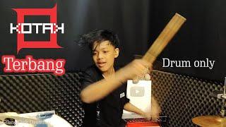 (Drum Only) Kotak Band - Terbang