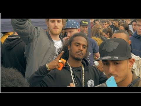 Black The Ripper Ft Iron Barz x Stoner - D.O.E [Music Video] @BlackTheRipper | Link Up TV