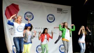 Tanzalarmkids singen Das habt ihr toll gemacht + Kika Tanzalarm - Köln