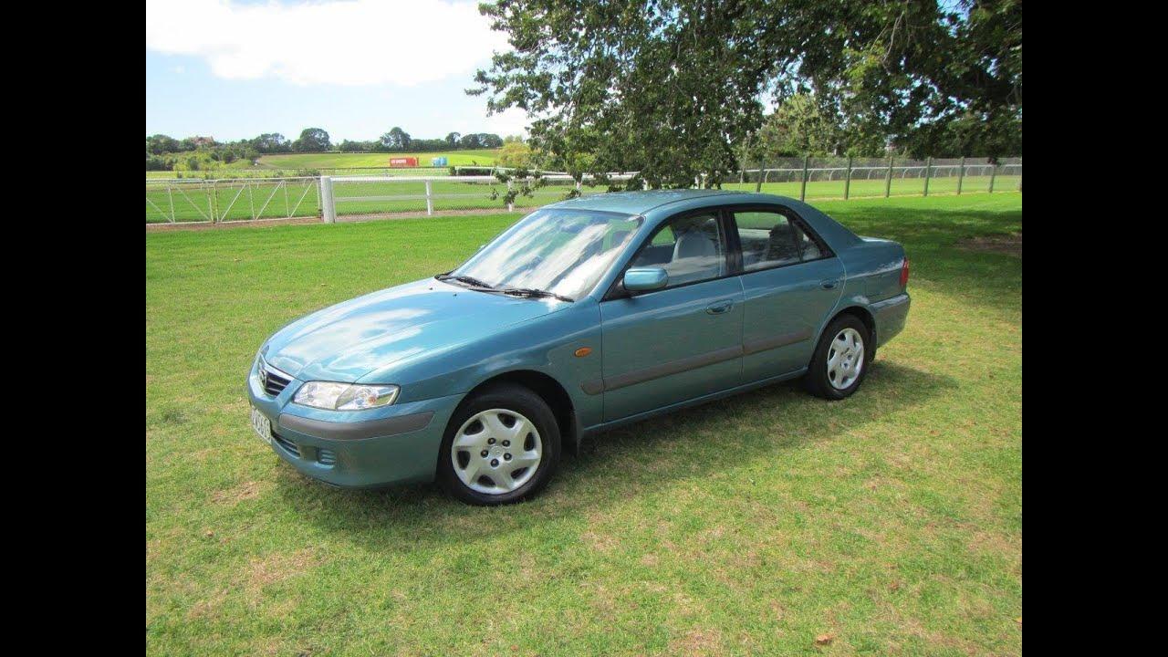 2001 mazda 626 glx nz new sedan 1 reserve cash4cars cash4cars sold