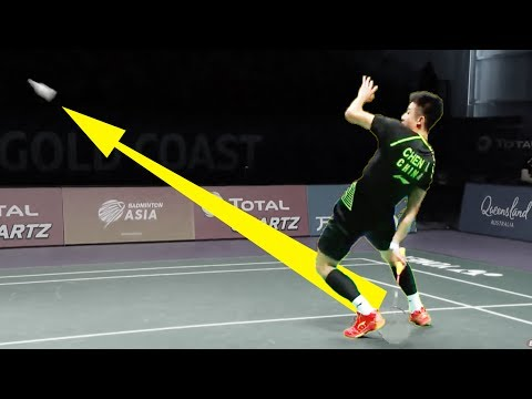 Top 25 Badminton Trickshots - 2017 Edition