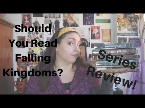 SHOULD YOU READ FALLING KINGDOMS by MORGAN RHODES? | SERIES REVIEW