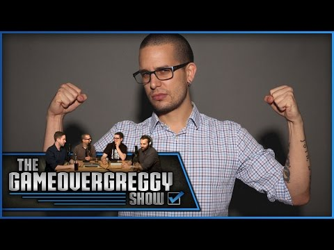 Colin Moriarty's Anxiety - The GameOverGreggy Show Ep. 115 (Pt. 1)