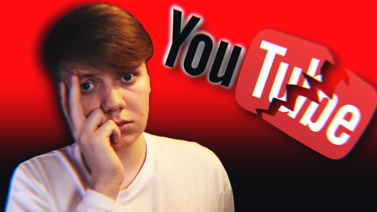 YOUTUBE IS SHUTTING DOWN MY CHANNEL - YouTube