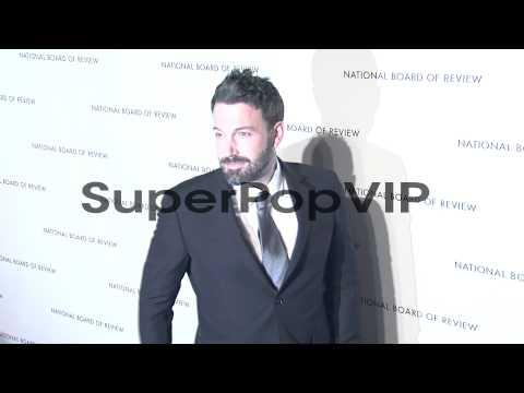 Ben Affleck 2013 National Board Of Review Awards Gala - A...