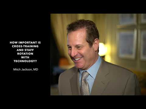 MITCH JACKSON, MD Cross Trains His Staff With Eye Technology, Patients Appreciate It - EYE NEWS TV