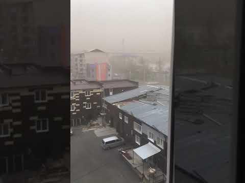 """Крышу сносит с магазина """"Домолюкс"""" в Чите"""