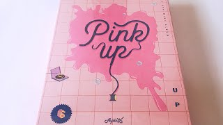 unboxing 【apink】Pink Up(A Ver.) 앨범 후기