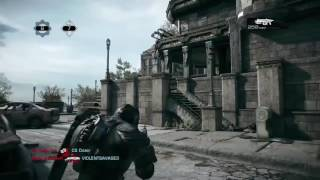 Gears of war UE: wall bounce montage