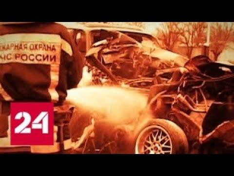 Расследование Эдуарда Петрова. Распилы на колесах-2 - Россия 24