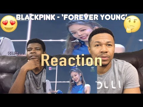 Free Download Blackpink - 'forever Young' 0617 Sbs Inkigayo (vftc) Reaction! 🤩🤨😅 Mp3 dan Mp4
