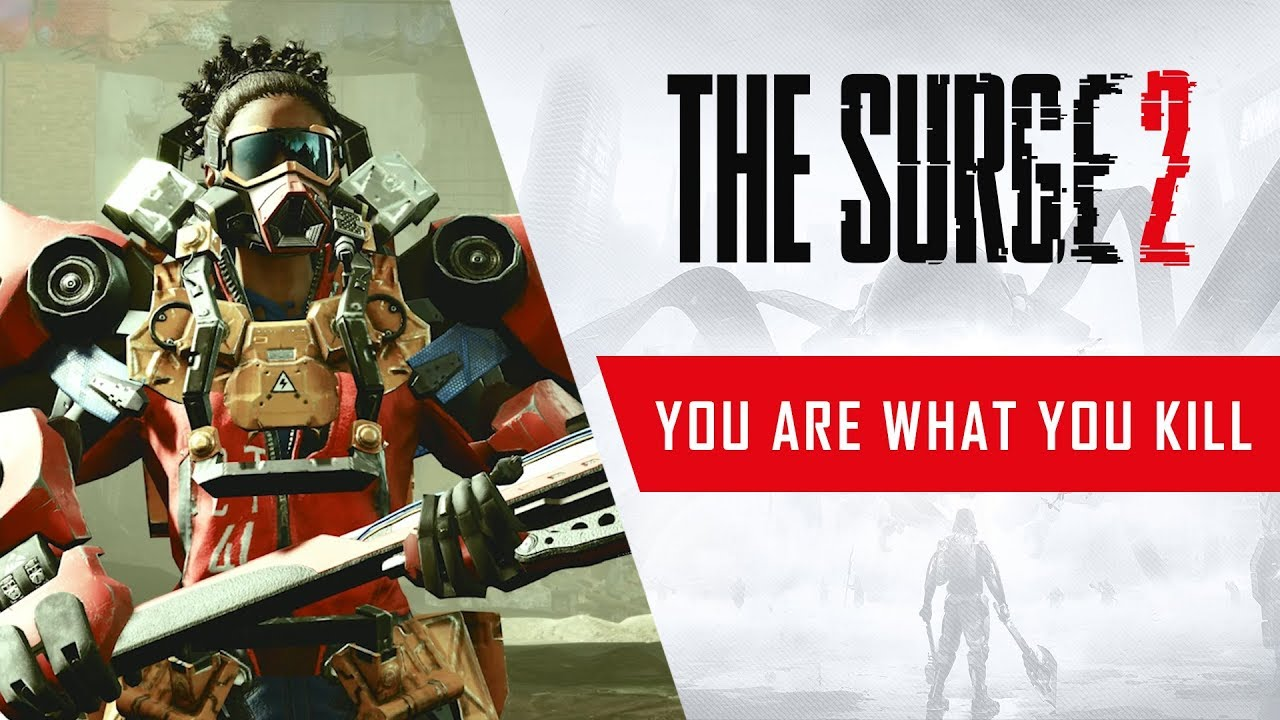 The Surge 2: You Are What You Kill Trailer | OnRPG