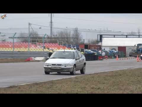 Citroen Xantia /Алексей Миронов/ Winter IronRacer 2020.