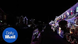 Residents on 'Britain's most festive street' don't put up lights