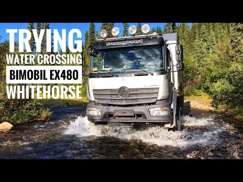 Service Adventure and Boondocking Whitehorse