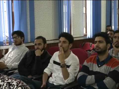 Entrepreneurship workshop held for students in Jammu and Kashmir