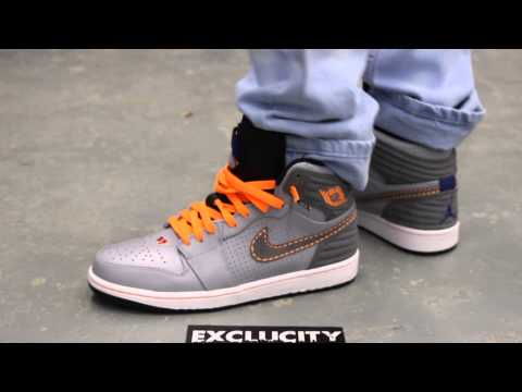 c557474ea6cd1f ... get air jordan 1 retro 93 bright citrus on feet video at exclucity  e392c 5942f